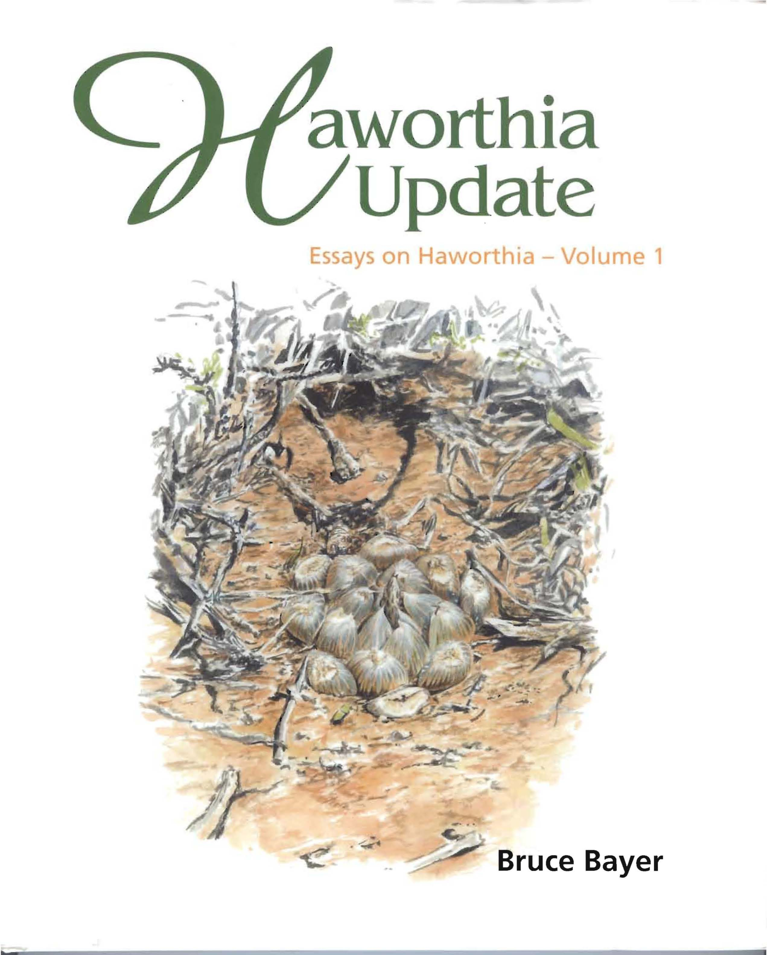 Haworthia Updates vol. 1